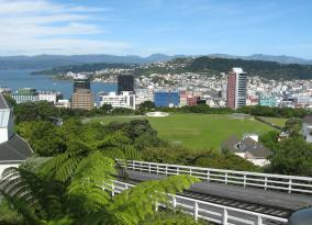 Our trip to Wellington by Brian Mudgeway