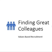 Find Great Colleagues - Values Based Recruitment